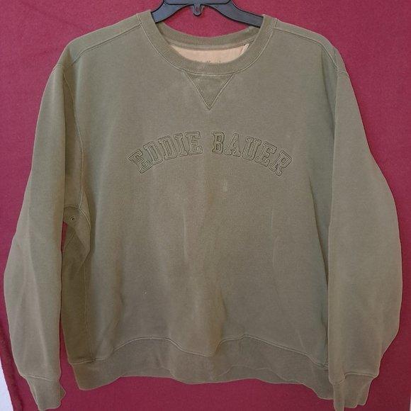 Vintage Eddie Bauer Men's Sweatshirt